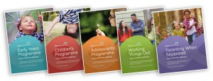 Parents Plus Programme Cover Photos